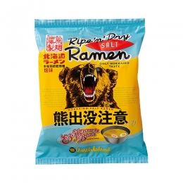 熊出没注意塩ラーメン