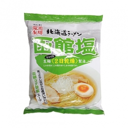 北海道ラーメン函館塩