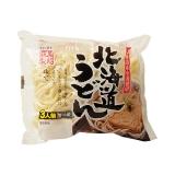 北海道うどん 3食