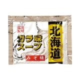北海道ガラ味スープ 味噌