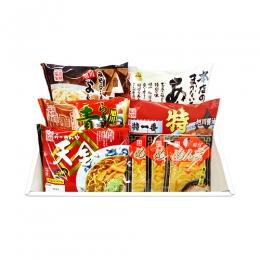 旭川繁盛店ラーメンギフト10食めんま付(AHB-10M)