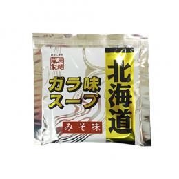 北海道ガラ味スープ みそ味