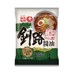 北海道二夜干しラーメン釧路醤油
