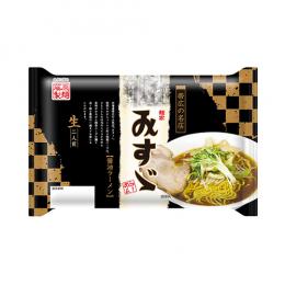 帯広 麺家みすゞ醤油ラーメン2食