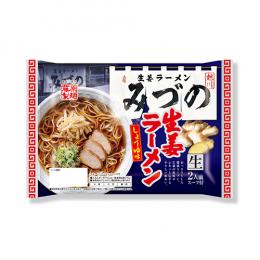 旭川 生姜ラーメンみづの 生姜しょうゆ味 2人前