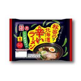 秘密の北海道辛いラーメン 三升漬風醬油味 2人前