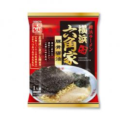 横浜ラーメン 六角家 豚骨醤油